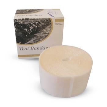 """Teat bandage, 2.5"""" x 5 yds."""