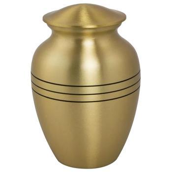 Urn,Classic bronze urn-small