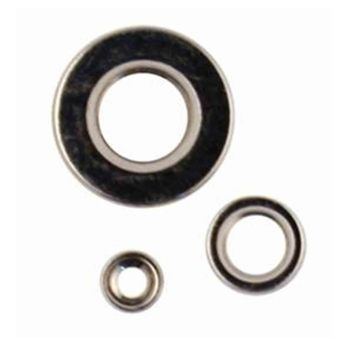 Washer, bone, stainless screw, 2mm