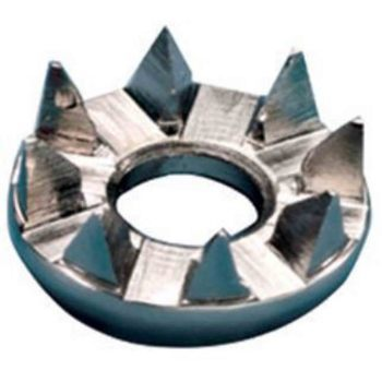 Washer, ligament, stainless spike, 3.5/4mm