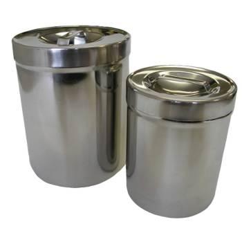 "Jar,Dressing jar (5""d) x (6 1/4""h)"