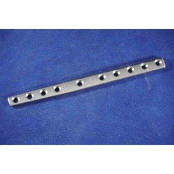 Plate, carpal arthrodesis, Round Hole 3.5mm/3.5mm 140mm