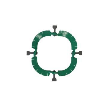 Ring, autoclavable plastic retractor, small 14.2cm x 14.2cm