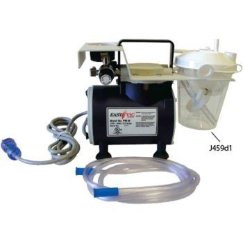 Canister, suction, 1200cc