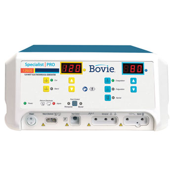 Electrosurgical,Bovie electrosurgical unit
