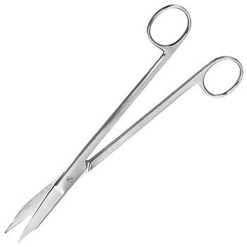 "Scissors, martin cartilage, 8"""