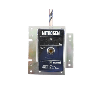 Nitrous Oxide DISS outlet