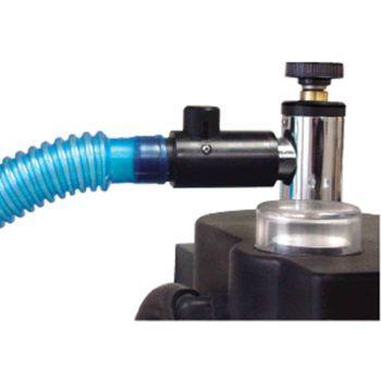 Anes. Machine,Pop-off valve restrictor