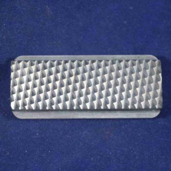 Carbide float blade, fine, short