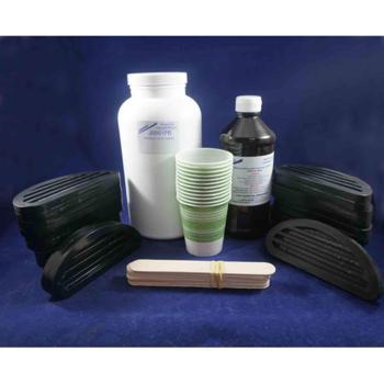 Technovit 12 treatment kit w/ plastic blocks