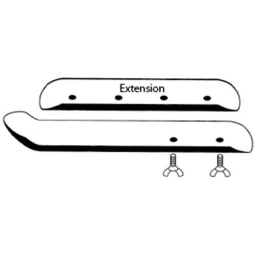 SPLINT,MASON-META,X-L EXTENSION,EA 7.25""