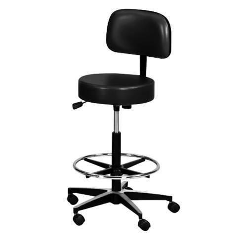 Stool,Black laboratory stool