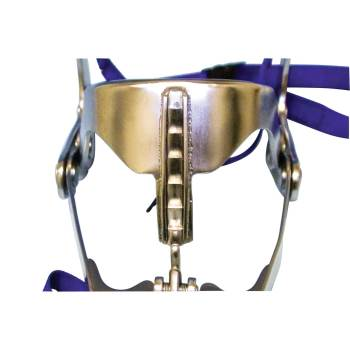 Meister equine mouth gag & light, modified