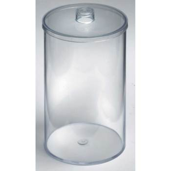 JAR,SUNDRY,CLEAR,PLASTIC,UNLABLED,EA