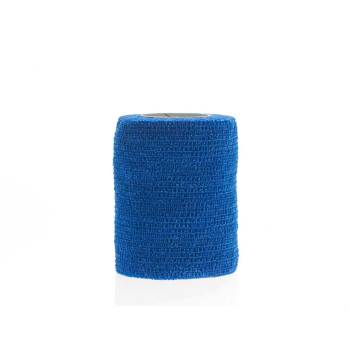 BANDAGE,COFLEX,4X5YD BLUE MEDLINE,18/CS
