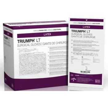 GLOVES,SURGEON,TRIUMPH LT,LTX,PF,9.0,200PR/CASE