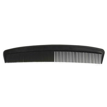 Medline 7in  Black Plastic comb, 144/gr | Med-Vet International