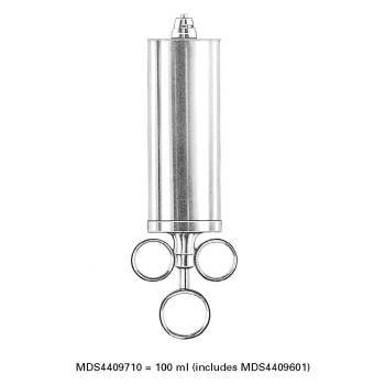 Medline 100cc Reiner Ear Syringe | Med-Vet International