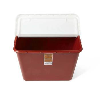 CONTAINER,SHARPS,10 GAL,HINGED,EACH