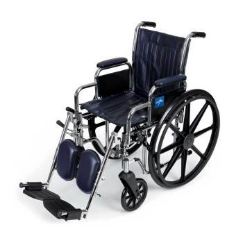 "WHEELCHAIR,EXCEL,16 "",RDLA,ELR,NAVY,EA"