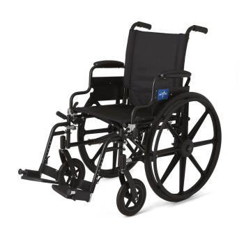 "WHEELCHAIR,EXCEL,K4,18"",S/B DLA,S/A FT,EA"