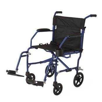 WHEELCHAIR,TRANSPORT,FREEDOM,BLU,RETAIL,EA