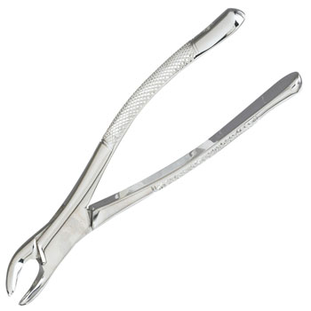 DENTAL,FORCEPS,EXTRACTING,#151,MILTEX