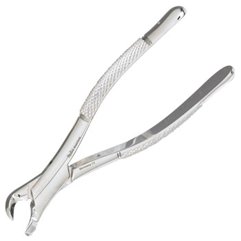 DENTAL,FORCEPS,EXTRACTING,SPLIT/SEPERATING,MILTEX