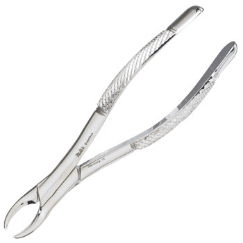 DENTAL,FORCEPS,EXTRACTING,#62,MILTEX