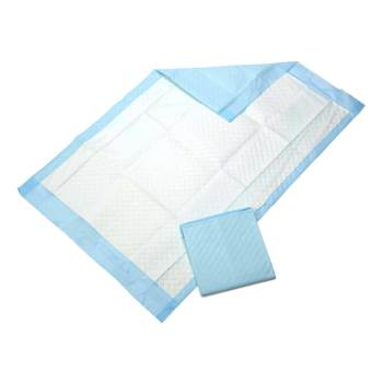 "UNDERPAD,FLUFF DLX PROT PLUS,23x36"" MEDLINE,150/CS"