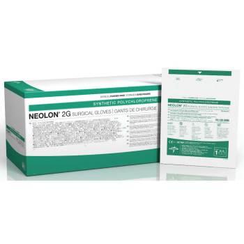 GLOVE,SURGICAL NEOLON, G, SZ 8.5, 50PR/BX