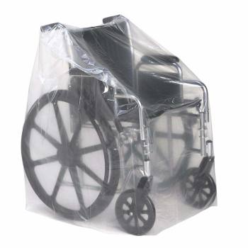 COVER,WHEELCHAIR,DISP,CLR,30X20X45,1MIL,75 EA/CS
