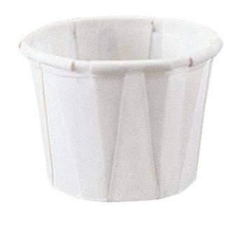 CUP,PAPER,SOUFFLE,.50 OZ,5000 EA/CS