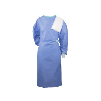 GOWN,SURGEON,STERILE,2XL,W/TOWEL,EA