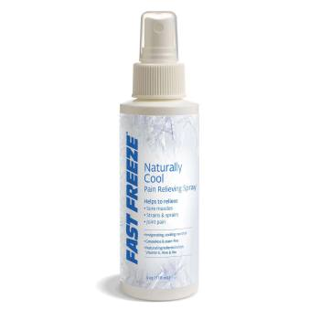 FAST FREEZE,COLD THERAPY,4OZ SPRAY,BTL,EACH