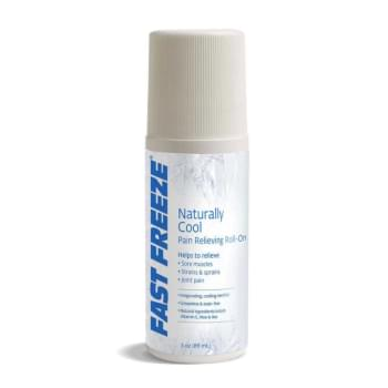 FAST FREEZE,COLD THERAPY GEL, 3 OZ ROLL-ON