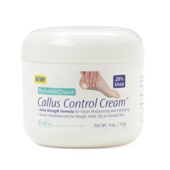 PEDIFIX CALLUS CONTROL CREAM 4 OZ,EA