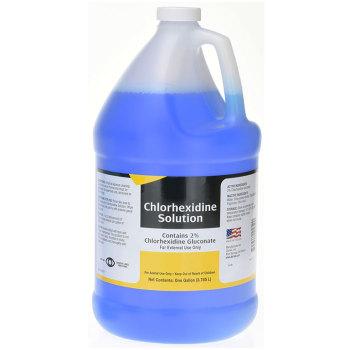 OTC,CHLORHEXIDINE SOLN 2% GALLON