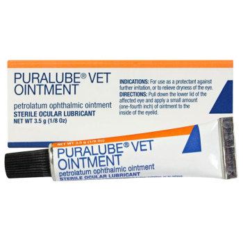 OINTMENT, OPHTHALMIC, PURALUBE VET, 3.5GM