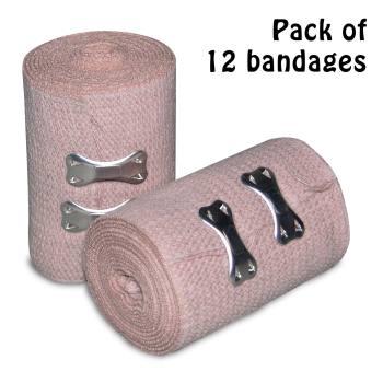 "BANDAGE, ELASTIC, 4"", 12/BAG"