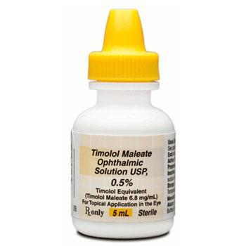 RX TIMOLOL MAL OPH SOL,0.5%,5ML