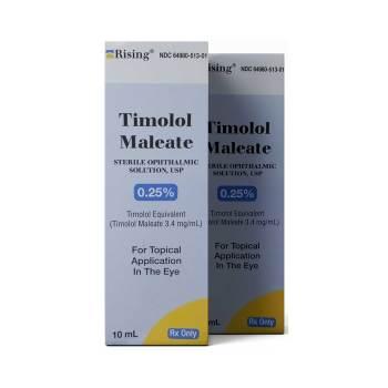 RX TIMOLOL MAL OPH SOL 0.25%, 10ML