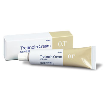 RX TRETINOIN CREAM 0.1% 45GM