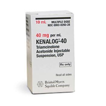 RX KENALOG (TRIAMCINOLONE) 40MG/ML, 10 ML