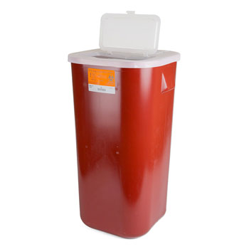 SHARPS CONTAINER 16 GALLON EACH
