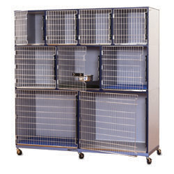 "CAGE,SINGLE UNIT,24""X22""H X24""D,EA"