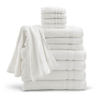 TOWEL,HAND TOWEL,TERRY,16X27, 1 DZN