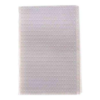 TOWEL,3-PLY TISSUE/POLY/TISSUE,13X19,500/CS