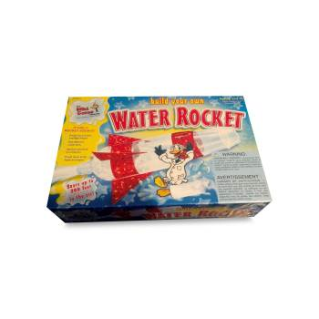 KIT,BUILD WATER ROCKET,WILD GOOSE,EACH