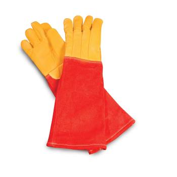 GLOVES,ANIMAL HANDLING, WARDEN LARGE, PAIR